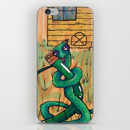 Unrequited Love: Snakes iPhone Skin