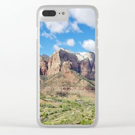 The Perfect View Clear iPhone Case