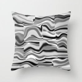 Abstract pattern 156 Throw Pillow