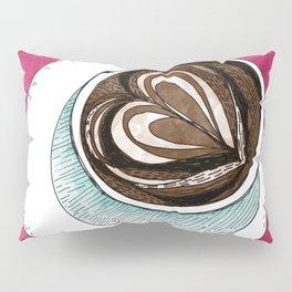 Latte Pillow Sham