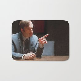 This Injustice Will Not Stand - Better Call Saul Bath Mat