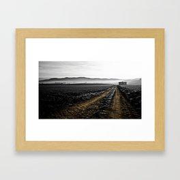 Terra_01 Framed Art Print