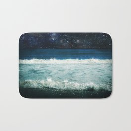 The Sound and the Silence Bath Mat