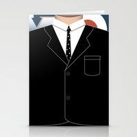 mod Stationery Cards featuring Mod by Marshall Cole