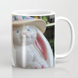 A White Rabbit Coffee Mug