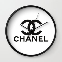 CC logo Wall Clock