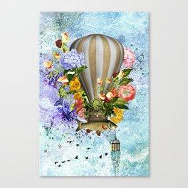 Dreamy Magic Travel Canvas Print