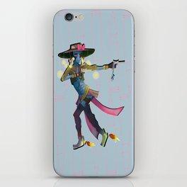 Sailor Bane iPhone Skin