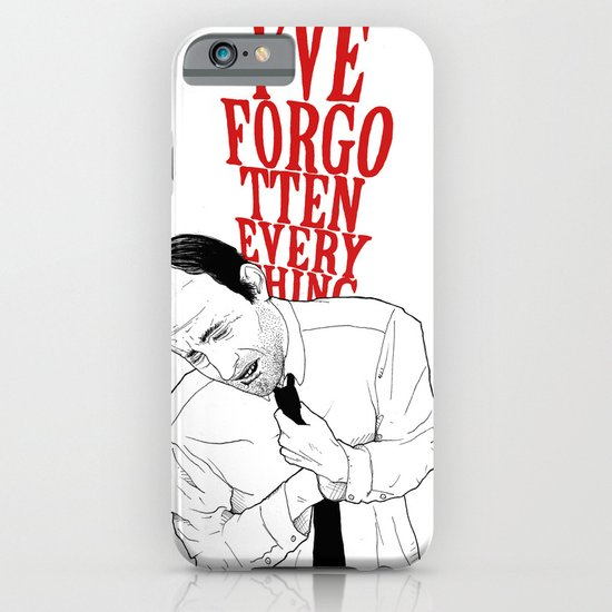 forgot II iPhone & iPod Case