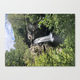 Falls of Falloch Canvas Print