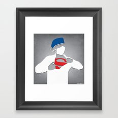 Surgery Framed Art Print