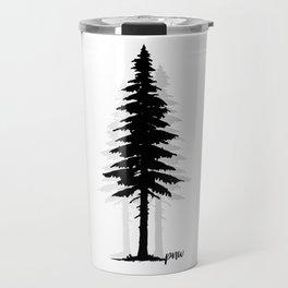Pacific North West Tree Travel Mug