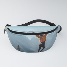 Own These Mountains Fanny Pack