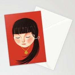 Nine Soul Stationery Cards