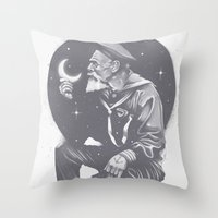 Not All Treasure Is Silver & Gold Throw Pillow