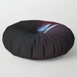 Close encounter Floor Pillow