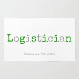 Logistician Rug