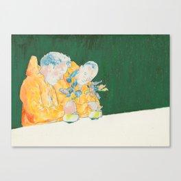 Lou Canvas Print