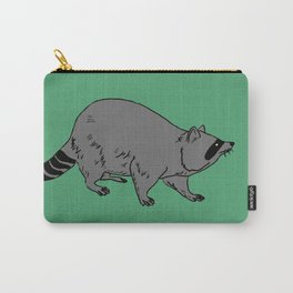 The Sly Racoon Carry-All Pouch