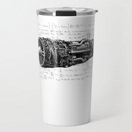 Thrust matters! Travel Mug