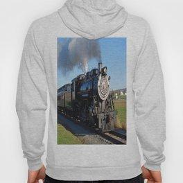 Steam Locomotive Hoody