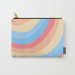 Rainbow Stripes 5 Carry-All Pouch