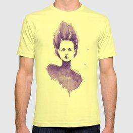 Purple Water Faery T-shirt