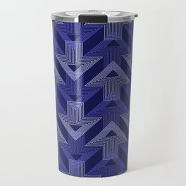 Op Art 99 Travel Mug
