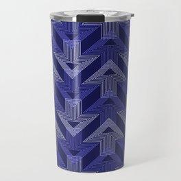 Op Art 99 Travel Mug