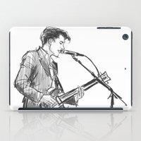 alex turner iPad Cases featuring alex turner [4] by roanne Q