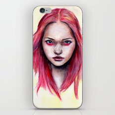 Pink Gemma-2012   iPhone & iPod Skin