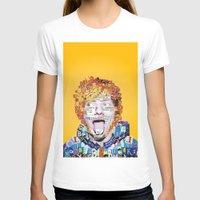 ed sheeran T-shirts featuring Ed Sheeran by Jack