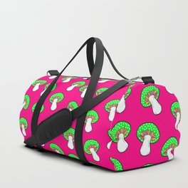Cosmic Mushrooms Duffle Bag