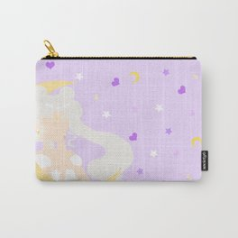 Princess of the White Moon Carry-All Pouch