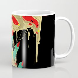 Touchy Touchy Coffee Mug