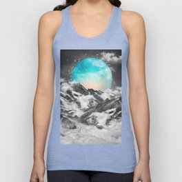 It Seemed To Chase the Darkness Away Unisex Tank Top
