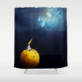 The Longest Journey Home Shower Curtain