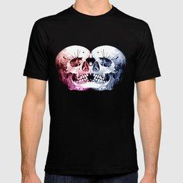 Conjoined Skull T-shirt