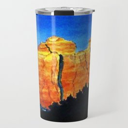 Sedona Moon Travel Mug
