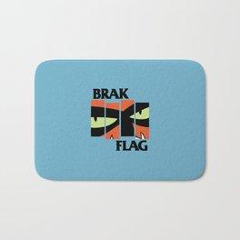 Brak Flag Bath Mat