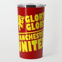 Slogan Reds Travel Mug