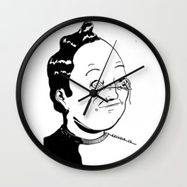 Doing fine Wall Clock