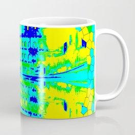 Colosseum Abstract Coffee Mug