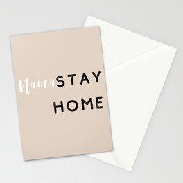 NamaSTAY HOME Stationery Cards