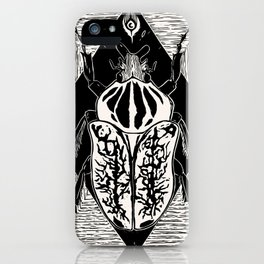 bicho iPhone Case