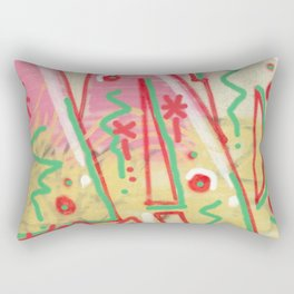 Nada Rectangular Pillow