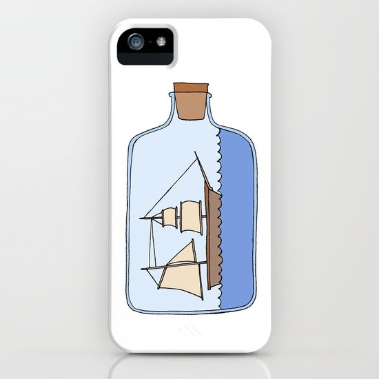 Ship in a Bottle by spiropaperco