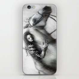 Pale Horse iPhone Skin