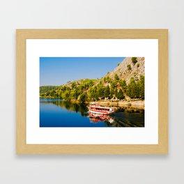 Croatia Framed Art Print