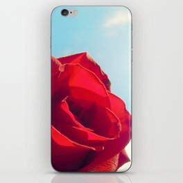 Summer Rose iPhone Skin